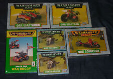 Ork Lot (6 boxes) - Warhammer 40K - Games Workshop {NEW-SEALED-SHRINK}