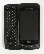 LG Ally VS740 - Black ( Verizon ) Smartphone