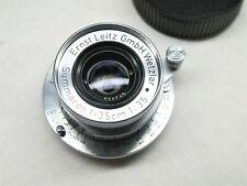 Leitz Leica Summaron 3,5 35mm m39 ltm