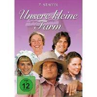 UNSERE KLEINE FARM S 7 - 6 DVD NEU MICHAEL LANDON,KAREN GRASSLE,MELISSA GILBERT