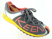 Keen A86 TR Sports Shoes Asymmetrical Sneakers Grey Coral 52014 GYLC Womens 5