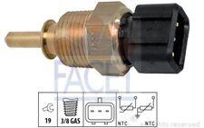 FACET Sensor temp. refrigerante SEAT LEON VOLKSWAGEN POLO BMW 7.3367