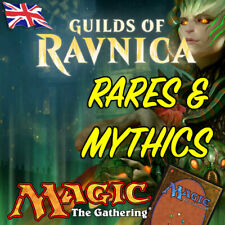 Magic the Gathering MTG Guilds of Ravnica GRN Mythic Rares & Rare Cards NM/M