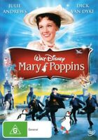 WALT DISNEY MARY POPPINS DVD DOLBY DIGITAL PAL