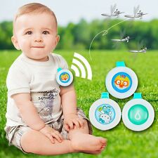 Baby children kids Mosquito Repellent Clip Mosquito Repellent Badge Button