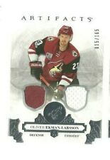 2017-18 Artifacts Materials Silver #30 Oliver Ekman-Larsson 015/165 (ref 59001)