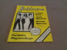 Goldmine - No. 34 - March 1979 - Ronnie Spector / The Ronettes Cover