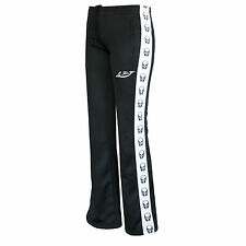 LUCIEN PELLAT-FINET skull stripe jogging trousers sweatpants LPF Arena pants XS