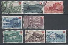 Handstamped Used Postage European Stamps