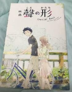 Voice Shape koe no katachi Special Book Limited F/S JAPAN