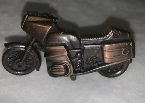 Motorcycle Die Cast Metal Collectible Pencil Sharpener