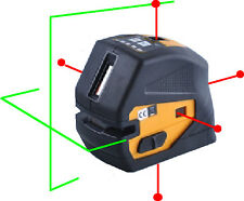 Spot-On crosspointer l2p5 Laser Level SET-autolivellante con laser verde & rosso