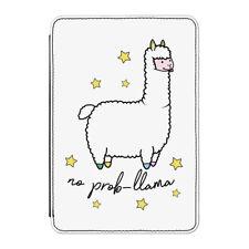 """No Prob-Llama Case Cover for Kindle 6"""" E-reader - Funny Llama Alpaca"""