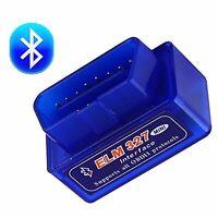 Hot Mini ELM327 OBD2 II Bluetooth Diagnostic Car Auto Interface Scanner Tool AU