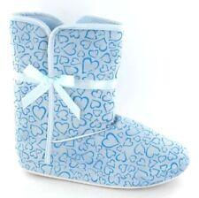 Calzado de mujer textiles sin marca color principal azul