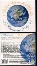 """LE CHOEUR DES POLYSONS """"Noëls Du Monde"""" (CD Digipack) 2010 NEUF"""