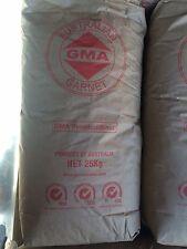 25KG GMA Sand Blasting Garnet Blast Abrasive PremiumBlast Grit