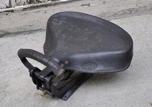 Selle de moto ancienne Dunlop VINTAGE