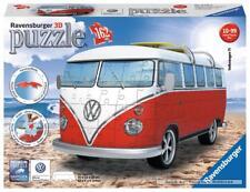 162 st puzzel: VW Bus T1 (Ravensburger 125166)