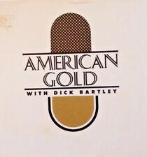 Radio Show: DICK BARTLEY GOLD 11/9/91 TOP 10 CCR & 11/68 BEATLES, BOB DYLAN,DION
