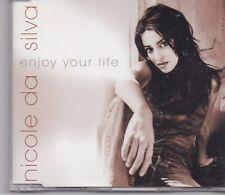 Nicole Da Silva-Enjoy Your Life cd maxi single  7 tracks