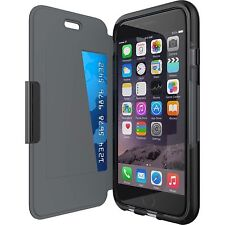 Leather Matte Cases & Covers for iPhone 6 Plus