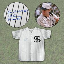 Ocho hombres actor D.b. Sweeney Firmada Joe Jackson Chicago White Sox Jersey