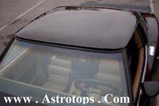 Corvette Glass Roof Top 1968-1982 1 Piece  Smoke Bronze  Repl Panel For T Tops