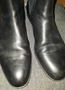 Hugo Boss Chelsea 44 Boot Black