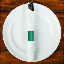 "Raise Products Napkin Bands Self Adhesive/Sealing 6"" x 1-1/2"" Free Domestic Ship"