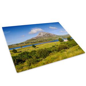 Ireland Mount Errigal Glass Chopping Board Kitchen Worktop Saver Protector