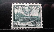 British Guiana #234a mint hinged e191.3093