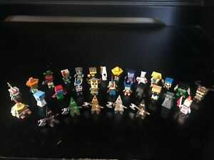 Gregory Horror Show Game Miniatures - (30) Figures, Incl. (5) Mono Eyed Wizards