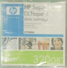 NEW HP C7980A Super DLTtape I Data Cartridge 320GB