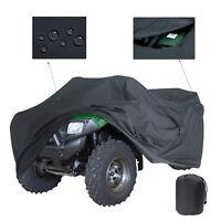 Arctic Cat 650 H1 4x4 TRV PLUS LE 2007 Trailerable ATV Cover Black