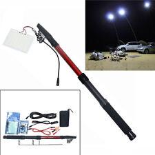 3.75m Telescopic Rod Car LED Outdoor Lantern Travel Light work lights 48W 2000lm