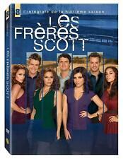 Les frères Scott Saison 8 (DVD 2011) FRENCH Brand New & Sealed -Fast Ship HMV124