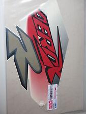 Yamaha Aufkleber Schriftzug Beinschutz links YQ50 Aerox Graphic left Original