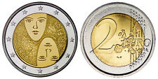 Pièce commémorative de Finlande 2006.
