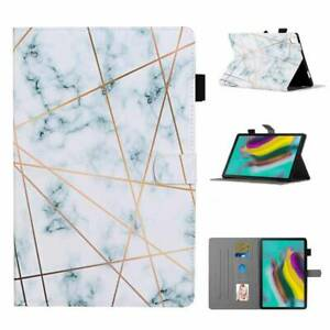 """For Samsung Galaxy Tab A7 10.4"""" 2020 T500 T505 Leather Patterns Cover Stand Case"""