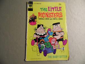 Little Monsters #25 (Western Publishing 1974) Whitman Logo Variant