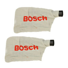 Bosch 2 Pack Of Genuine Oem Replacement Dust Bags # 2610917670-2Pk
