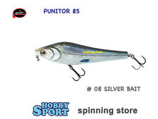 MOLIX PUNITOR 85 10gr  Colore: SW 08 SILVER BAIT - serie TOP WATER