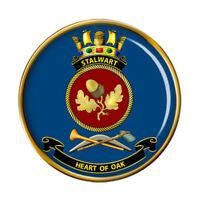 Hmas Stalwart Royal Australien Marine Broche Badge