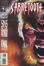 Sabretooth #4 VF/NM; Marvel | save on shipping - details inside
