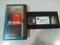 Apocalypse Now Francis Ford Coppola VHS Kassette Spanisch