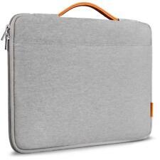 Inateck 12 Zoll Hülle Tasche, Case Sleeve für Apple New Macbook, Hellgrau