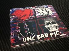 NEW One Bad Pig ‎– Love You To Death (CD,2016) Punk Porkys Demise ‎– BRT489-7CD