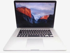 Apple - MacBook Pro Retina A1398 -16GB - 39,1cm (15,4 Zoll) - Schweden Modell