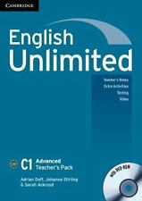 English Unlimited by Adrian Doff (2011, Paperback / Mixed Media)
